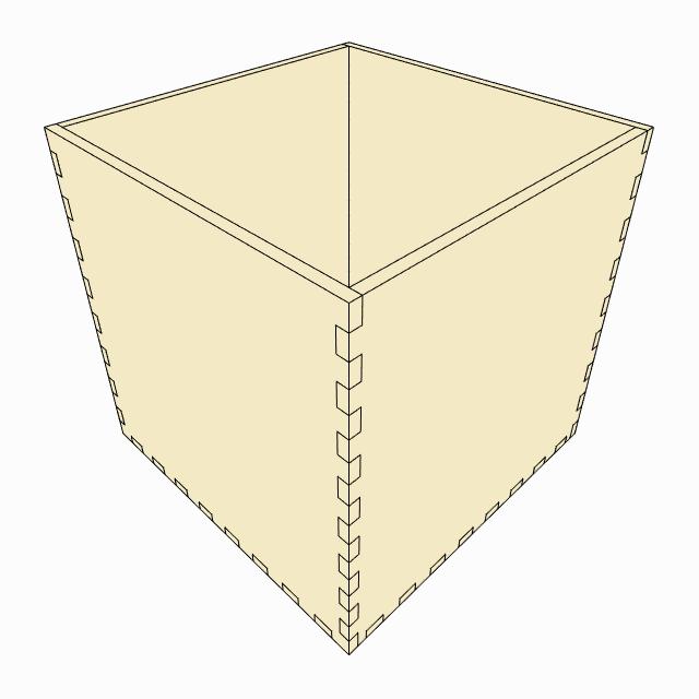Makercase Easy Laser Cut Case Design